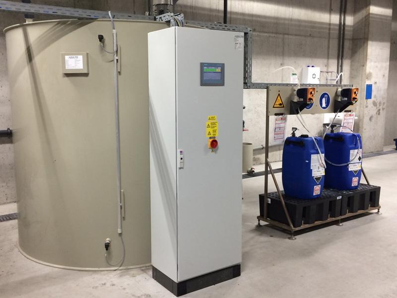 Neutralisationsanlage_ Abwasserrecycling